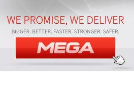 Cómo será Mega, el nuevo Megaupload en milbits