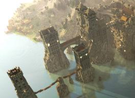 Cómo configurar un servidor multijugador en Minecraft en milbits