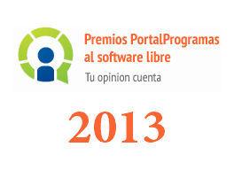 Nomina los mejores programas de software libre 2013 en milbits