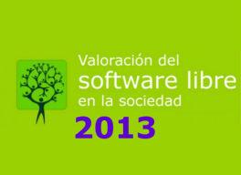 Participa en la encuesta de valoración del Software Libre 2013 en milbits