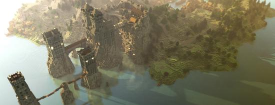 ¿El último MMO del mercado...? No, es Westeroscraft, un servidor multijugador de Minecraft