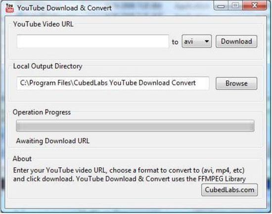 Youtube_Download_Convert descargar de Youtube en el formato que quieras
