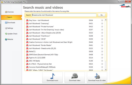 Youtube_Song_Downloader descargar la música de YouTube