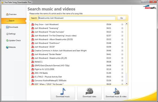 Youtube_Song_Downloader descargar la música de YouTube