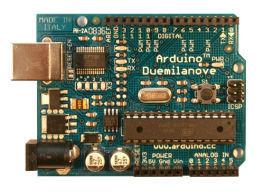 Arduino, hardware libre. en milbits