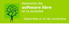 Avance del 4° Informe de Valoración del Software Libre en la Sociedad 2012 en milbits