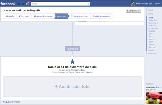 la nueva interfaz de facebook cambia tu privacidad | milbits