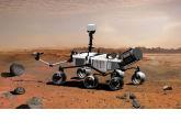 Cómo es Marte en fotos en milbits