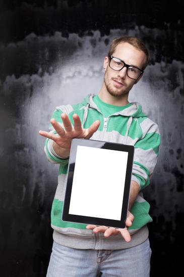 ebooks de pantalla grande