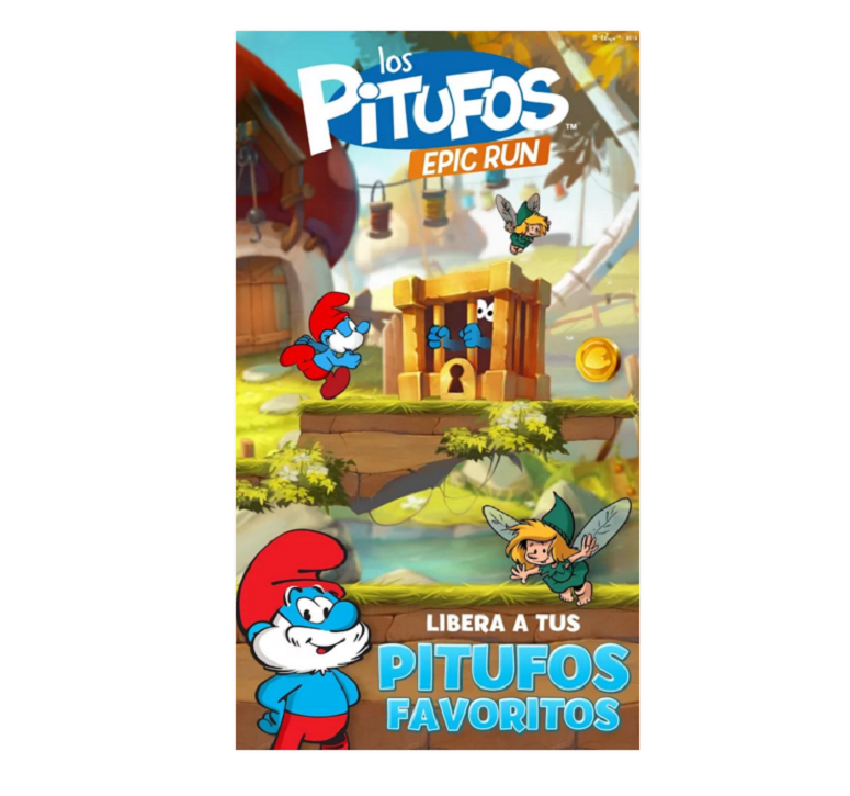 Los Pitufos Epic Run