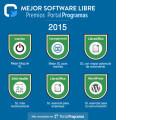 Lista de ganadores de los Premios PortalProgramas al Software Libre 2015 en milbits