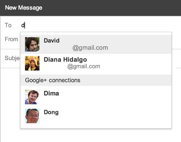 Perfiles de Google+