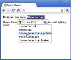 Actualiza la versión Chrome en milbits