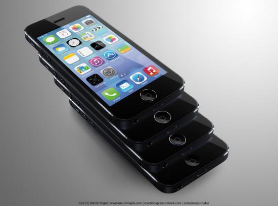 Visión 3D del iPhone 5S