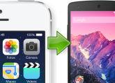 Cómo pasar mis datos de iPhone a Android en milbits