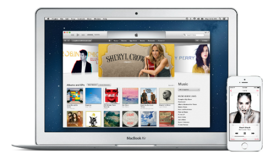Plataforma iTunes de Apple