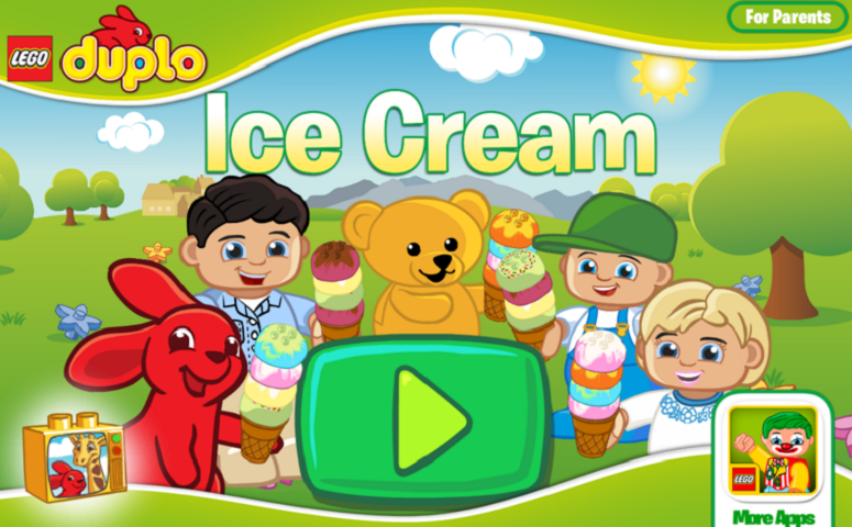 LEGO® DUPLO® Ice Cream