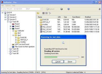 recupera datos isobuster | milbits