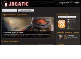 Jugatic, nuestro nuevo blog de juegos en milbits