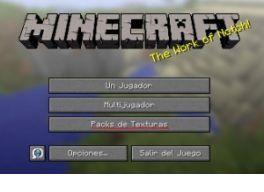 Cómo cambiar las texturas en Minecraft en milbits