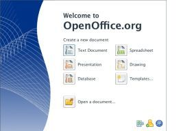 Disponible OpenOffice 3.2 para descargar en milbits