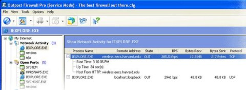 mejores firewalls 2008 | milbits