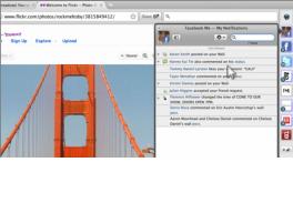 El navegador más social en milbits