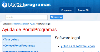 colaboramos plan avanza software legal | milbits