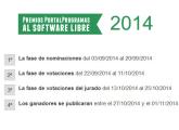 Comienzan las nominaciones en la 6a edición de los Premios PortalProgramas al mejor software libre 2014 en milbits