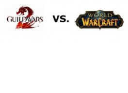 Guild Wars 2 vs World of Warcraft en milbits