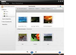 Nero MediaHub ¿Como crear un vídeo en cinco minutos? en milbits