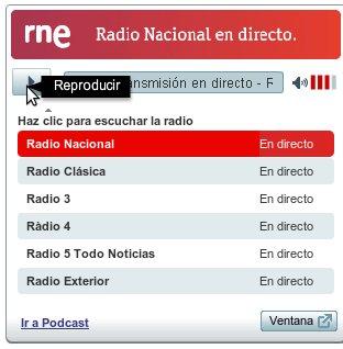 radio streaming | milbits
