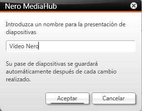 nero mediahub como crear un video en cinco minutos | milbits