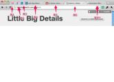 Pequeños grandes detalles para aplicaciones y páginas web en milbits