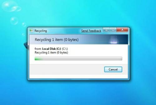 Windows se mostró lento en la copia y borrado de archivos...
