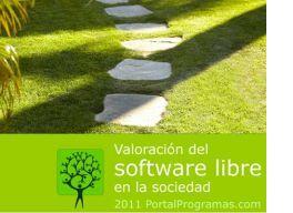 ¿Cómo valoran los usuarios el software libre? en milbits