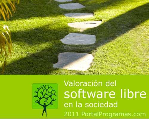valoracion software libre 2011 | milbits