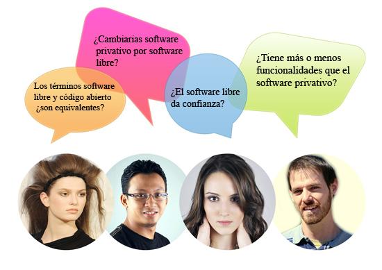 valoración software libre