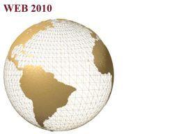 Predicción de las principales tendencias de la web 2010(II) en milbits